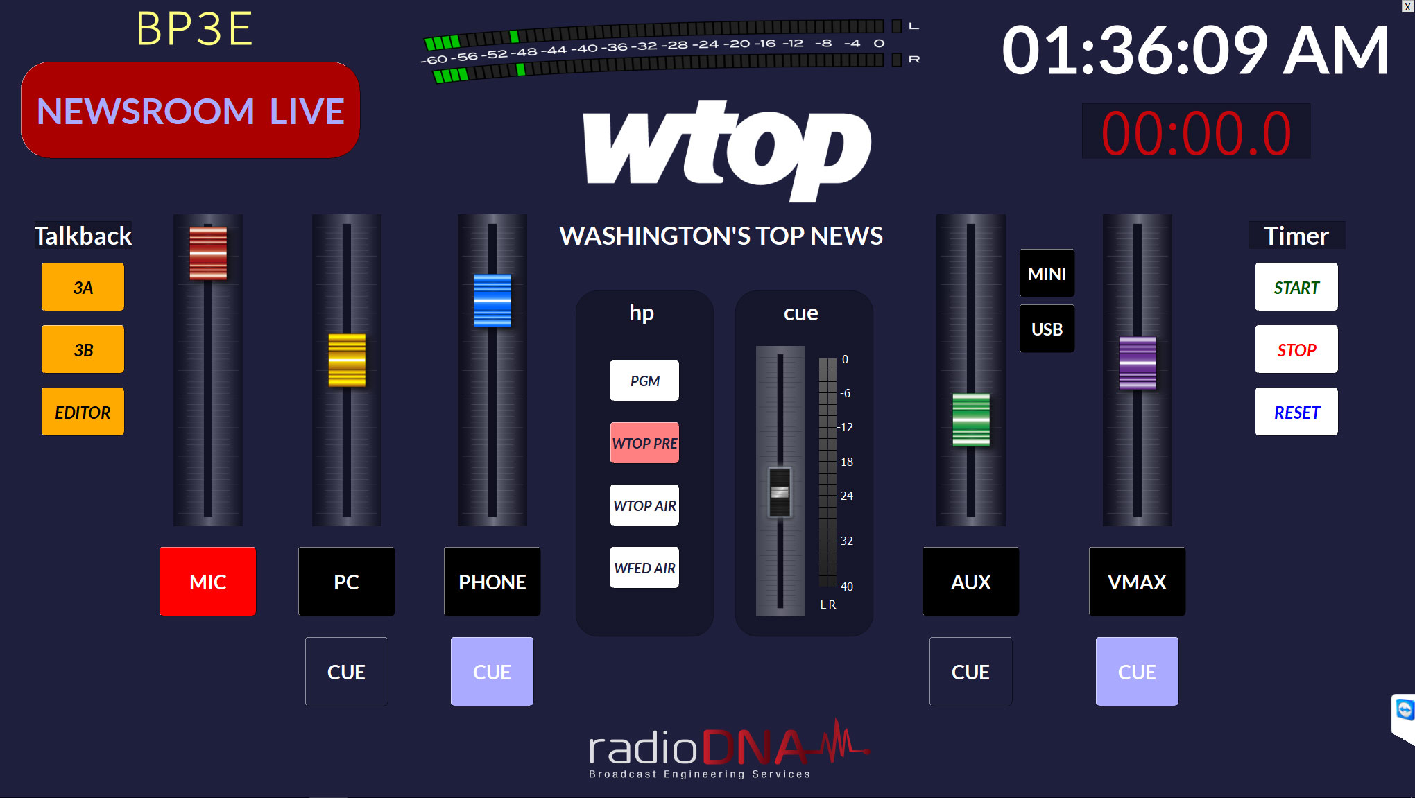 ScreenBuilder 7 WTOP