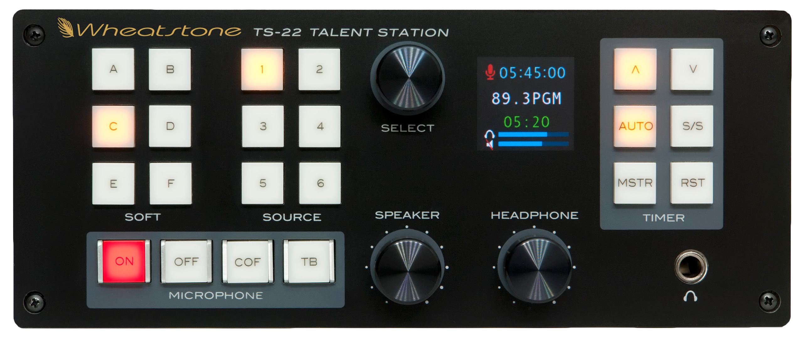 TS 22 Talent Station 2560