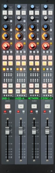 Dimension_One_Television_Audio_Console_-_ISS_Panel
