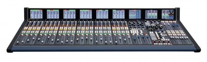 Dimension_One_Television_Audio_Console_-_front_view